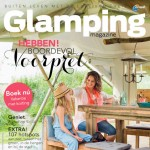Glamping steeds populairder