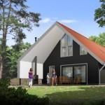 Landal bouwt 51 extra grote bungalows op de Veluwe
