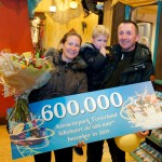 Attractiepark Toverland ontvangt 600.000ste bezoeker