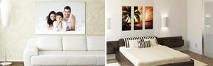 een afbeelding kan ook in meerdere prints worden verdeeld