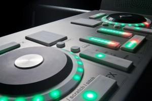 Nieuwste interactieve speelaanleiding; de Fono interactieve disco.