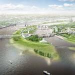 Regio Nijmegen rekent op 1 tot 5 miljoen spin-off van nieuw watersportpark