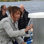 Infrastructuur voor elektrisch varen in Friesland ligt op koers