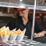 Bier en friet blijven de hardlopers tijdens Nijmeegse Vierdaagse