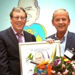 Bas Hoogland uitgeroepen tot 'Mr. Klantvriendelijkheid 2014'
