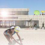 Beachstadium Scheveningen heropent met nog meer faciliteiten