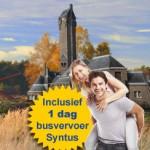 Weekendjeweg.nl en Busbedrijf Syntus promoten duurzaam toerisme op de Veluwe