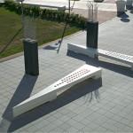 Charmant beton en graniet van Urbania