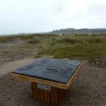 Blindenpad in Vlaamse Zwinduinen en -polders