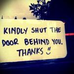 Vrijdagmiddagblog! Regels met een lach