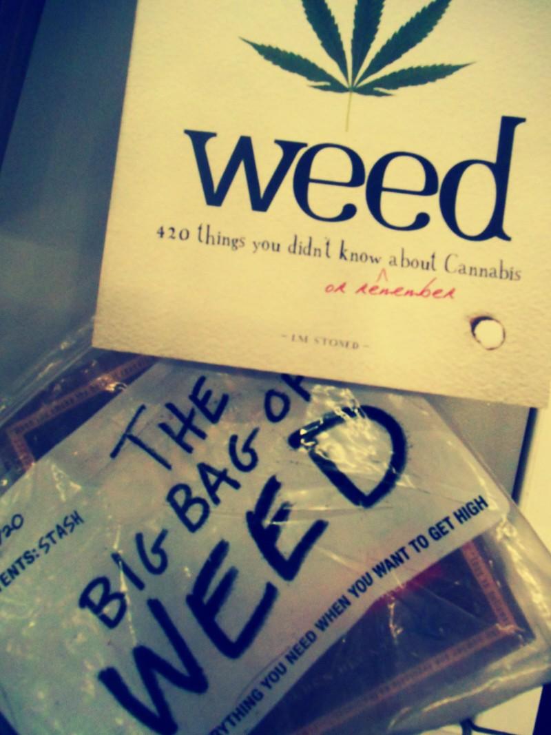 Weedboek - Melbourne