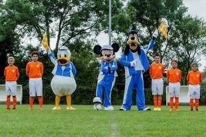 Disney en KNVB