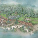 Efteling opent in 2020 op plek van de Bob nieuwe familieachtbaan