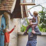 Efteling onderzoekt de rol van vaders tijdens een dagje uit