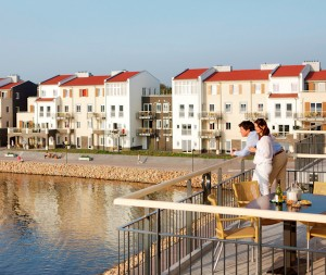 Veel nieuwe accommodaties op Marina De Eemhof in 2012