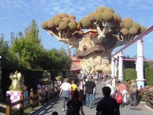 Gardaland Fantasy Kingdom