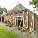 Historische gebouwen in Groningen in gevaar; nieuwe bestemming gezocht