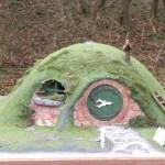 Hobbitwoning op camping Geversduin