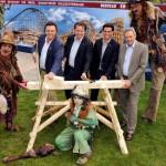 Europa-Park koopt houten achtbaan bij de concurrent