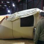 Caravana 2013: Vouwwagens op afstandsbediening en overnachten in de beurshal