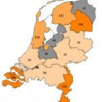 ING: Grote regionale verschillen in economische structuur toerisme