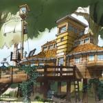 Landal boomhuis wordt droomhuis