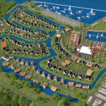 Landal Greenparks bouwt nieuw bungalowpark bij Amsterdam