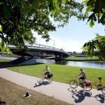 Recreatief fietsgedrag Leiestreek uitgebreid in kaart gebracht