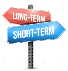 Long term short term