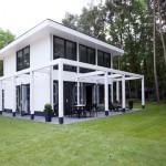 Des Bouvrie wellnessvilla's geopend in Zutendaal