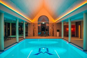 Zwembad in Havezathe Marveld