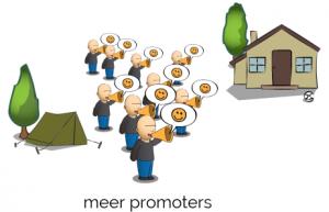 Verbetering van de Netto Promotor Score