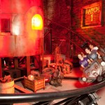 Movie Park Germany opent Van Helsing attractie