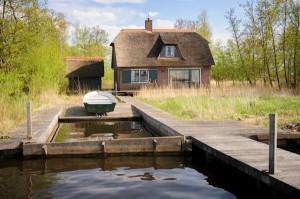 Vakantiehuis in Wanneperveen (Ov)