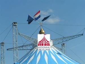 nationaal circus jaar