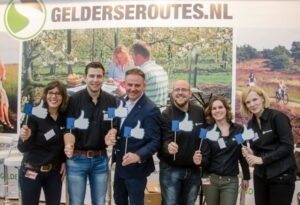 Opening Gelderse Routes 1