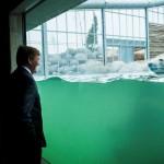 Koning wil graag ijsberen zien bij opening Wildlands