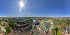 panorama Europa-Park