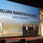 NBTC campagne wint Platinum Adrian Award