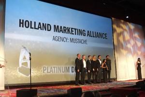 Platinum Adrian Award