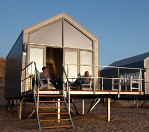 Strandhuisjes Landal Beach Resort Ooghduyne