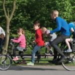 Fietsen als nieuw icoon voor Hollandpromotie