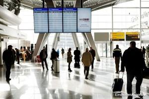Terminal Eindhoven Airport 2014