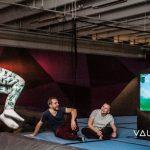 Nieuwe gaming-toepassing voor trampolineparken