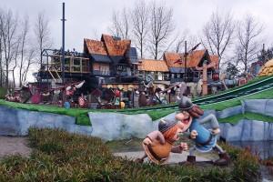 Vikinghuis in Wickyland