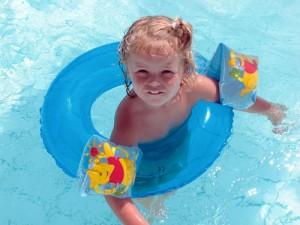 zwemles op vakantie