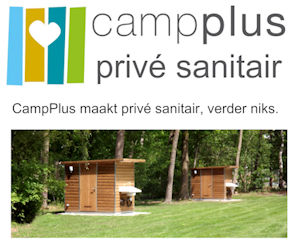 prive sanitair op de camping