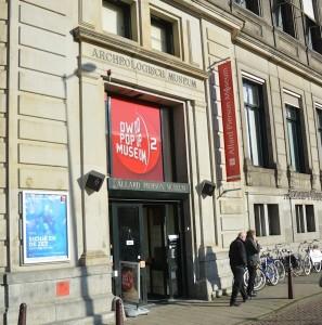 Slimme samenwerking Allard Pierson Museum met DWDD als Pop up museum