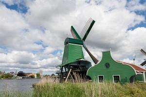 Asterdam industrial Heritage (Zaanse Schans)