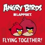 Populaire mobiele game Angry Birds verwerkt in speeltoestellen
